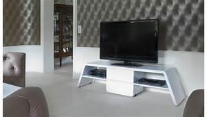 Design Tv Lowboard : design lowboard cu culture in hochglanz weiss von jahnke ~ Frokenaadalensverden.com Haus und Dekorationen