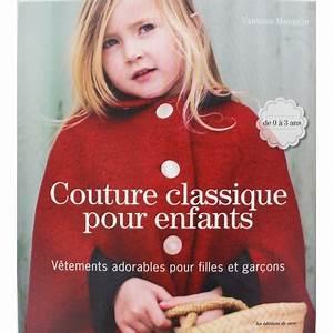 """Livre """"Couture classique pour enfants"""" de 0 à 3 ans Ma"""