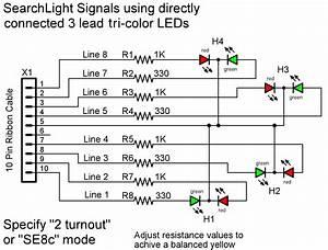 Signal Head Wiring