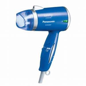 Panasonic Negative Ion ZIGZAG IONITY Hair Dryer EH5206P A
