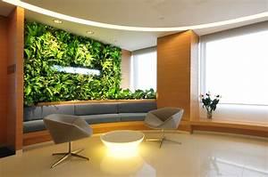 5 Perfect Spots For Artificial Green Walls Vertical Wall