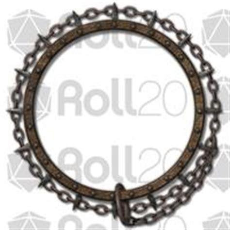token template roll20 game glam portrait frames 2 roll20 marketplace digital