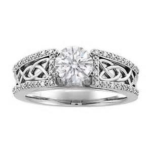 celtic engagement ring celtic cut wedding ringwedwebtalks wedwebtalks