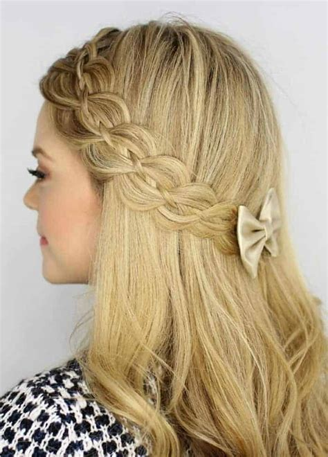 easy style for hair 20 easy hairstyles for sheideas 5720