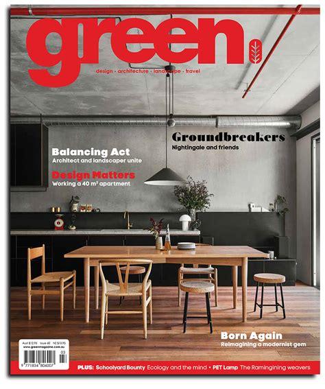 Issue 60 Green Magazine