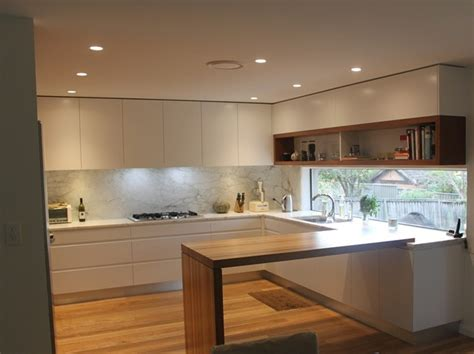 pendant lighting kitchen island castle hill modern kitchen sydney by kitchens by