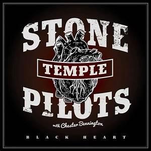 Black Heart (Single) - Chester Bennington, Stone Temple ...