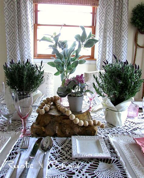 january table decorations winter table decoration rustic refined