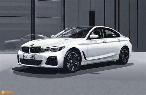 2020 Bmw G20 by 2020 Bmw 3 Series G20 Drive