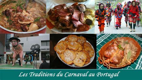 chataignes recettes cuisine les traditions du carnaval au portugal