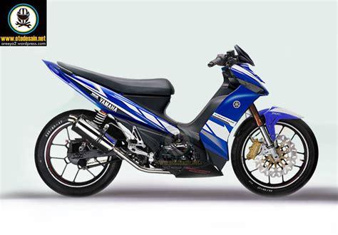 Foto Modifikasi Motor Zr by Koleksi Gambar Modifikasi Motor R Dan Zr Terbaru 2013