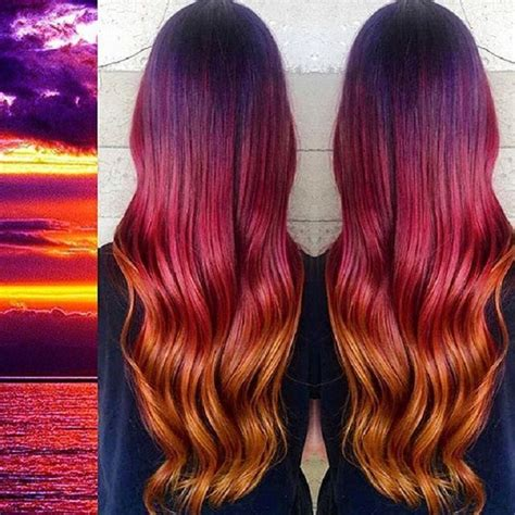 hair changing color this is the world s color changing hair dye and it