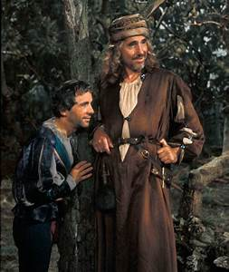 The Tempest featured Andrew Sachs as Trinculo Nigel ...