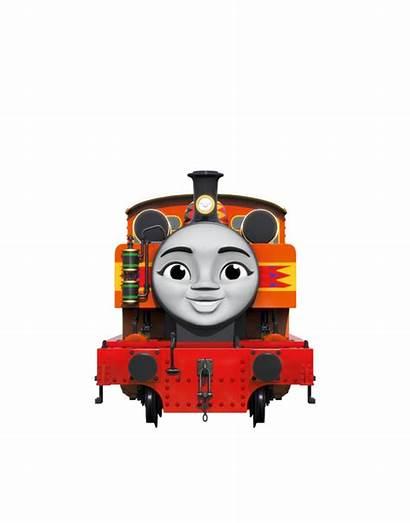 Thomas Friends Engines Meet Tank Ttte Percy