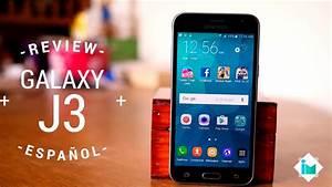 Samsung Galaxy J3 2016 - Review En Espa U00f1ol