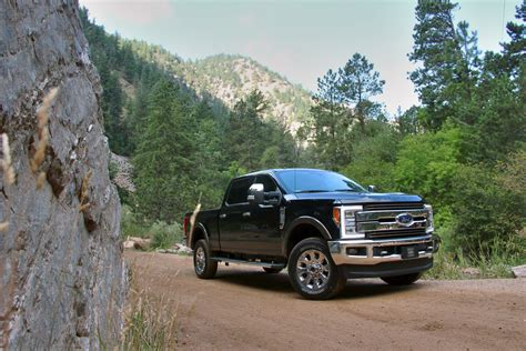 2017 Ford Super Duty Review