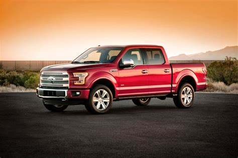 Report: Ford is developing a V 6 diesel for the F 150