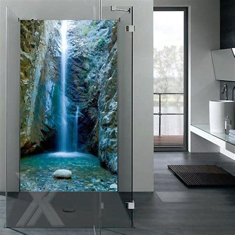 Glasbild Fürs Bad by Wandbild Dusche Glasbild Duschr 252 Ckwand Esg Glas