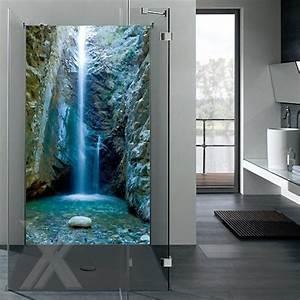 Wall Art Glasbilder : wandbild dusche glasbild duschr ckwand esg glas nischenbild wandschutz bad motiv ebay ~ Frokenaadalensverden.com Haus und Dekorationen