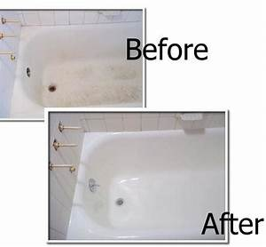 Bathtub Refinishing Chip Repair Tile Steam Cleaning In