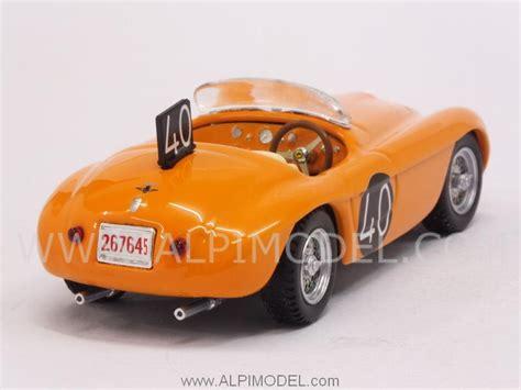 art-model Ferrari 166 MM Spider #40 24h Spa 1949 Roosdorp ...