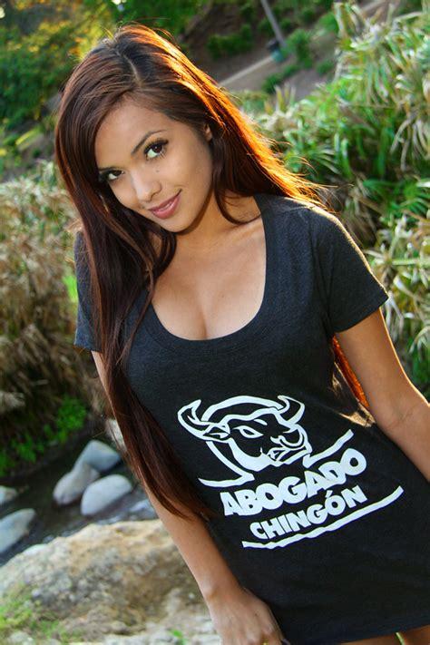 Sexy Latina Model Cindy Garcia Latina Abogado Chingon