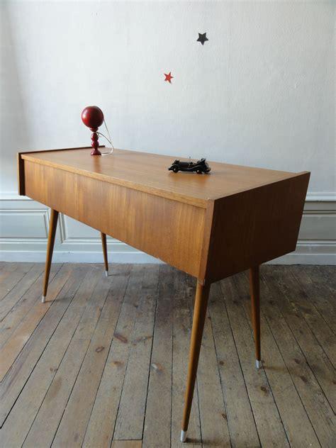 console bureau console bureau vintage