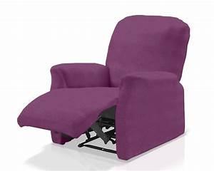 Housse Fauteuil Relax : housses de fauteuils maison design ~ Teatrodelosmanantiales.com Idées de Décoration