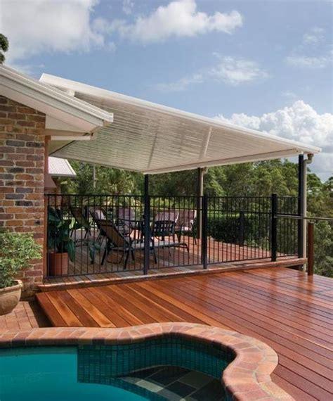 style ideas pergolas flat roof patios carports