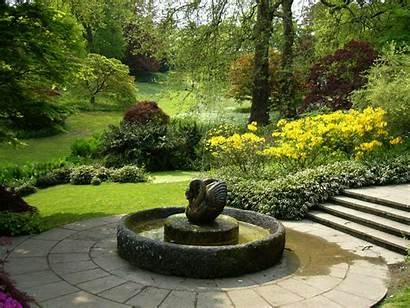 Garden Dartington Hall Gardens Wharton Devon Farrand