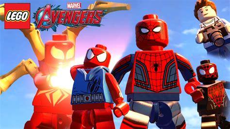 Captain America Civil War Spiderman Wallpaper Lego Spiderman Wallpaper 76 Images