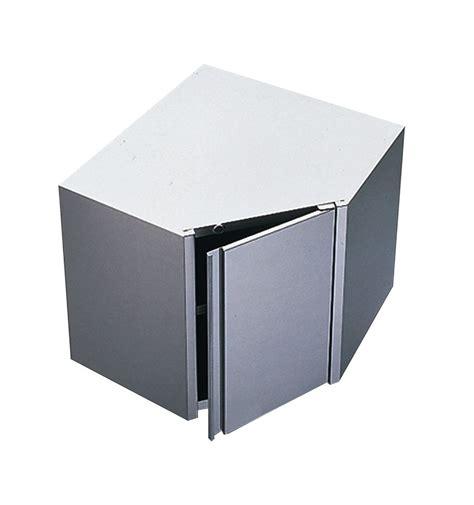 armoire d angle inox