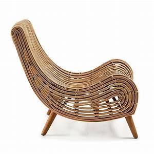 Fauteuil design en bois dan by drawer for Fauteuil en bois design