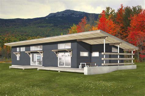 Plano de casa angosta con 3 dormitorios y 2 pisos (126m2)