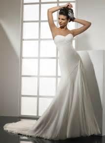 strapless sweetheart wedding dress chiffon ruched strapless sweetheart wedding dress ipunya