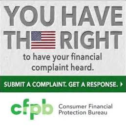 consumer financial protection bureau government services 1700 g st nw foggy bottom