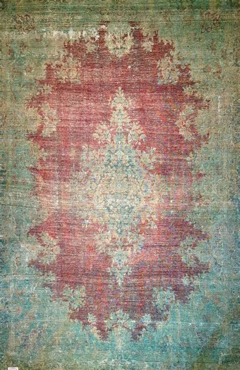 teppich used look vintage teppich orientteppich rug carpet tapis tapijt tappeto alfombra used look ebay