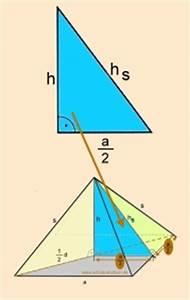 Grundfläche Pyramide Berechnen : mathematische formeln klasse 9 10 volumen oberfl che ~ Themetempest.com Abrechnung