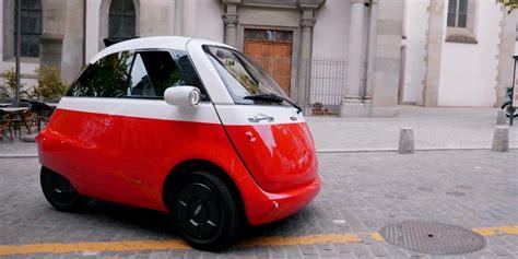 New Small Electric Car by Artega Produziert Microlino In Deutschland Electrive Net