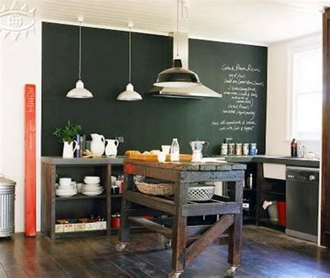 chalkboard kitchen wall ideas 15 whimsical kitchen designs with chalkboard wall rilane