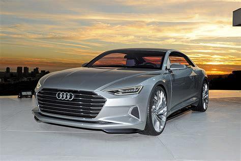 Audi A9 by Yeni Audi A9 Coupe Concept Modeli 2014 La Auto Show Da