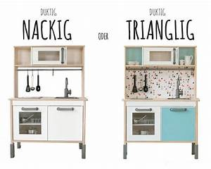 Kinder Küche Ikea : ikea hack duktig so einfach kannst du deine ikea kinderk che in farbe tauchen ohne u farbe und ~ Markanthonyermac.com Haus und Dekorationen