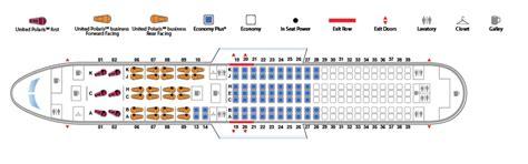 United Embraer Rj145 Seating Chart
