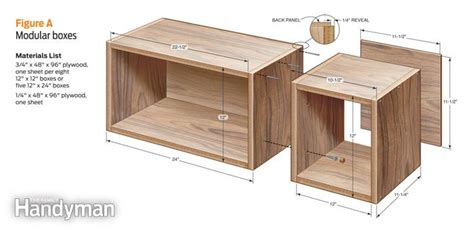 how to build a wall bookcase step by step diy box shelves the family handyman