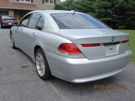 Used 745i Bmw For Sale by Sell Used 2004 Bmw 745i For Sale Gorgeous Must Sell