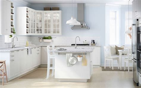 ikea white kitchen island summer style living all year