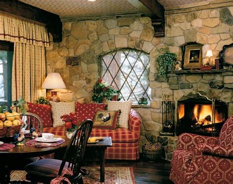 Red And Black Living Room Decorations by Best 25 English Cottage Interiors Ideas On Pinterest