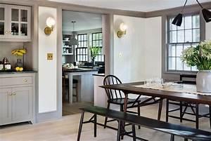 Une Maison Au Look Classique Chic Par Kj Designs