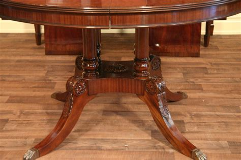 54 dining table with leaf mahogany dining table 54 to oval mahogany 8992