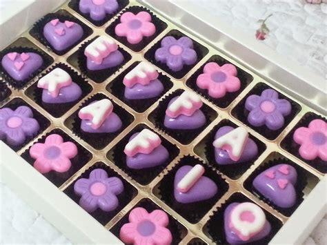 coklat homemade yg sedap murah comel chocolate door